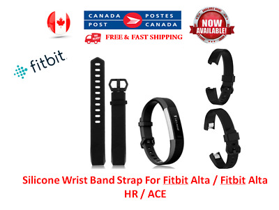 Replacement Silicone Wrist Band Strap For Fitbit Alta / Fitbit Alta HR / ACE