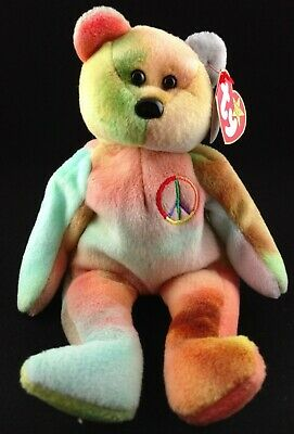 e0998a0587f Extremely Rare Ty Beanie Baby
