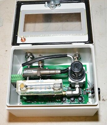 Brand Gaus Model 4701 Oxygen Analyzer  815019-177 Rev D