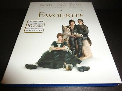 THE FAVOURITE-Servant EMMA STONE & companion RACHEL WEISZ vie to be Queen's fave