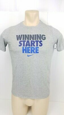 42f081c3 Kids Nike Tee Shirt Short Sleeve Dri Fit Athletic Cut Graphic Youth Size XL