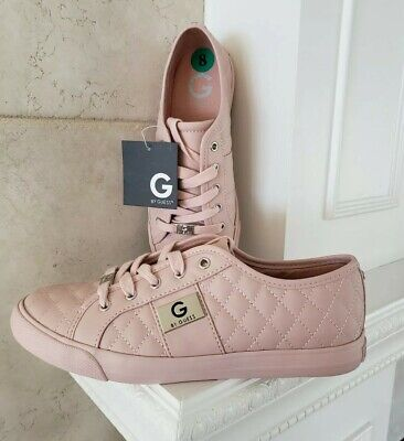 93a075055c25 GUESS WOMEN'S DECIA Wedge Hightop Sneakers - Size 8 - Light Natural ...