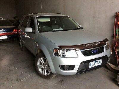 Ford territory 2009 6spd auto awd