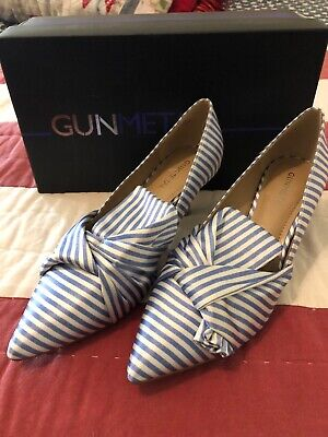36fd1797e2 BNIB JOURNEE COLLECTION Tru Navy Blue Pump Size 8M - $24.99 | PicClick
