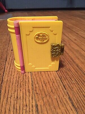 Polly Pocket Princess Palace COMPACT  ONLY Enchanted Storybooks 1995 Bluebird