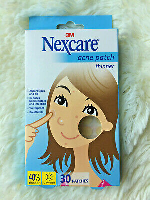 Nexcare Acne Patch 30 Thinner