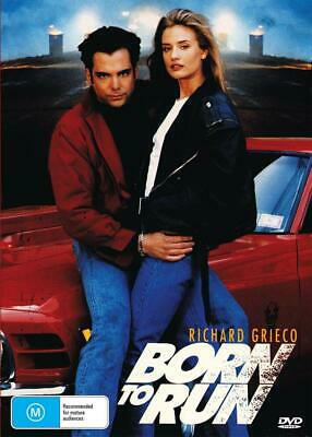 Born To Run - Richard Grieco - Dvd - Free Local Post