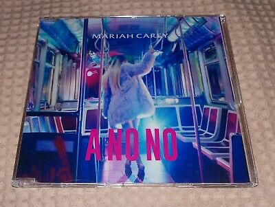CD Single Mariah Carey - A No No - 2019 album: CAUTION