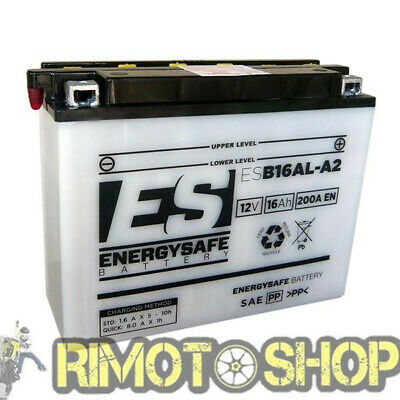 DUCATI 748 S 748 00/00 Battery ESB16AL-A2 Acid in the kit