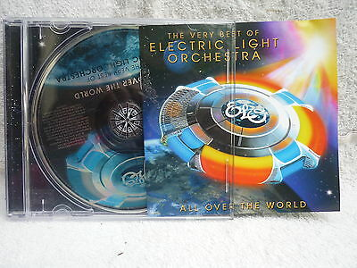 Electric Light Orchestra All Over The World The Very Best Of C.d.new