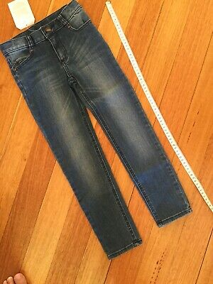 Fred Bare Girl's Blue Denim Jeans Size 6 RRP 69.95
