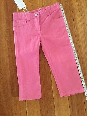 Jr By Minihaha Girl's Pink Jeans Size 5
