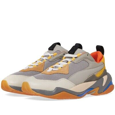 bf3a18d1938 New Men s PUMA Thunder Spectra Grey Multi 367516-02 US Size 10 Pay No Sales