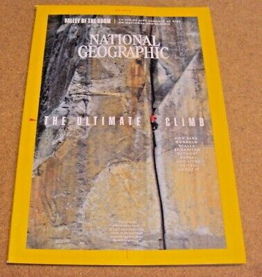 National Geographic Magazine February 2019 Ultimate Climb Silicon Valley Lithium