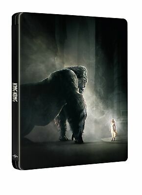 King Kong Limited Edition 4K Steelbook (4K Ultra HD + Blu-ray) [UHD]