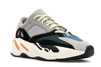 Adidas Yeezy Wave Runner 700 Solid Grey New In Box Authentic
