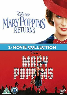 Mary Poppins: 2-movie Collection [DVD]