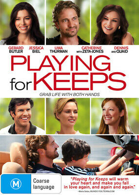 Playing for Keeps (2012)  - DVD - NEW Region 4