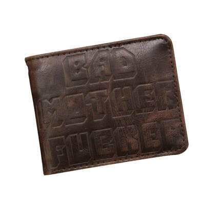 Bad Mother F*cker Wallet - pulp fiction - Brown