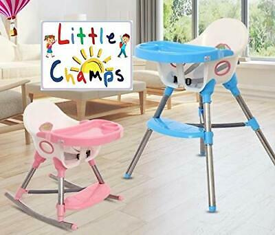 Foldable 3 IN 1 Baby Toddler Infant Highchair Feeding Seat Chair swing seet new