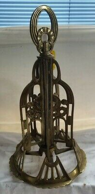 Antique Brass Solid Heavy Cast Ceiling Chandelier