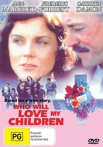 Who Will Love My Children - Real Tear Jerker - New Dvd