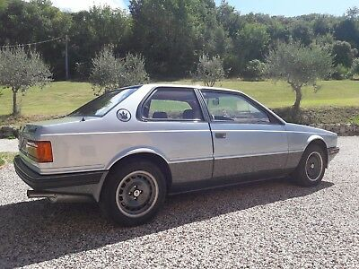 Maserati Biturbo S Coupe' , 205 Hp, Year 1985, 1038 Pcs. Built , Carburettor .