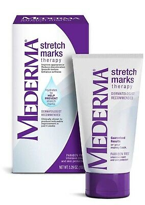 Mederma Stretch Marks Therapy 5.29 oz Cepalin Hyaluronic Acid  Expires: 1/2020