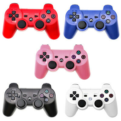 Wireless Bluetooth Controller Gamepad Joystick Joypad For PS3 5 Color