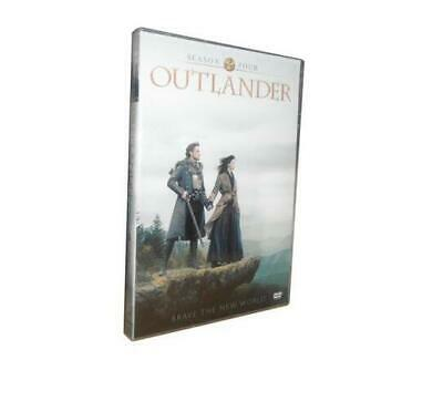 Outlander Season 4(DVD , 2019,3-Disc Set) Brand New Free Shipping