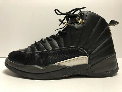 54678a15857 NIKE AIR JORDAN 12 Retro Master 130690 013 Men's Size 9.5 BEATERS ...