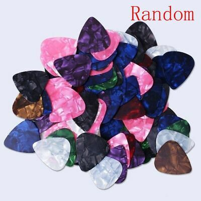 15pcs Electric Guitar Acoustic Electric Guitar Pick Plectrum Assorted thickness