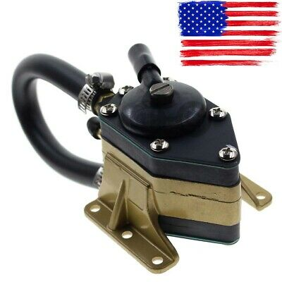 Radracing 5007420 VRO Oil Injection Conversion Fuel Pump for Johnson 5007422 US