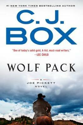 Wolf Pack by C J Box: Used