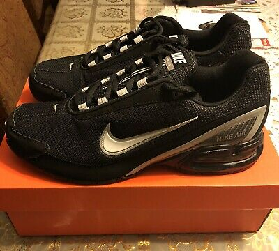 0a574e45f43c New Men s Size 10 Nike Air Max Torch 3 Black White Running Shoes 319116-