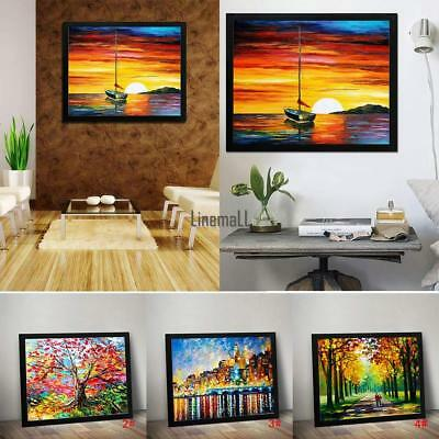 Large Canvas Huge Modern Home Wall Decor Art Oil Painting Picture Print HOT