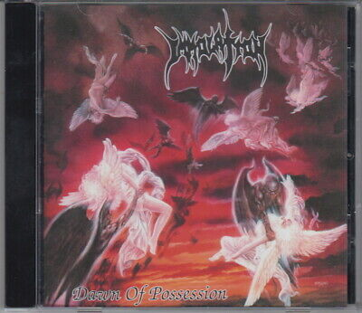 Immolation - Dawn Of Possession CD
