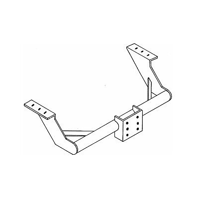 Towbar For Ford Transit Chassis Cab 2000 2014