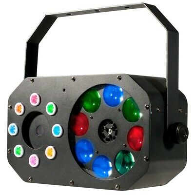American DJ Stinger Gobo - Multieffetto Luce 3 in 1