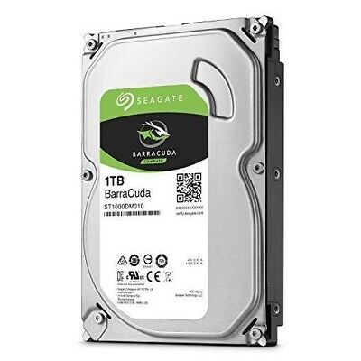 Hard Disk Seagate Hdd Barracuda 1Tb 7200 Rpm 3.5""
