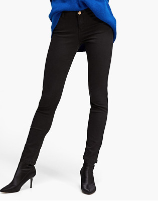New Ex Stradivarius Zara Push Up Stretch Jeans RRP £25 Size 4 **2 Pairs for £8**