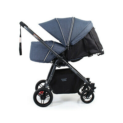 Valco Baby Snap Ultra Duo Tailor Made Grey Marle 829 00