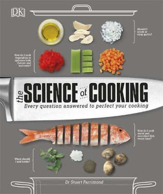 The Science of Cooking BOOK NEW