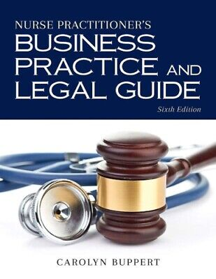 Nurse Practitioner's Business Practice and Legal Guide 6th Edition EB00K