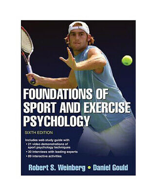 Foundations of Sport and Exercise Psychology 6th Ed By Robert Weinberg EB00K PDF
