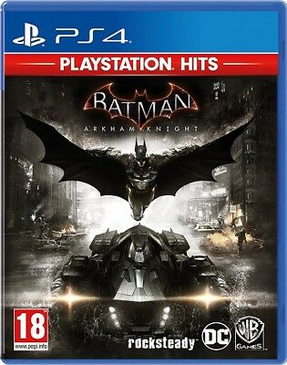 Batman: Arkham Knight - PlayStation Hits | PS4 4 New (1)