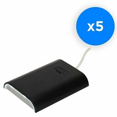 HID Omnikey 5427 CK Dual Frequency Smart Card Reader - R54270001 (Pack of 5)