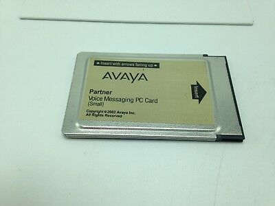 Partner Voice Messaging PC Card Release 3 Small (4-Mailboxes)