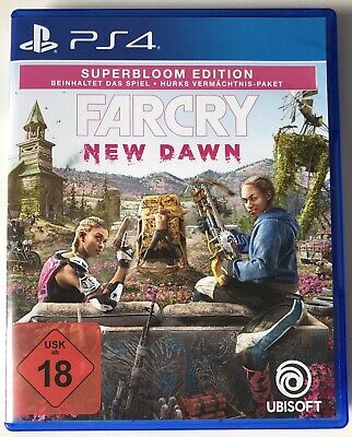 Far Cry New Dawn (Sony PlayStation 4)
