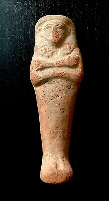 Rare Authentic Ancient Egyptian Shabti From My Own Collection Great Condition